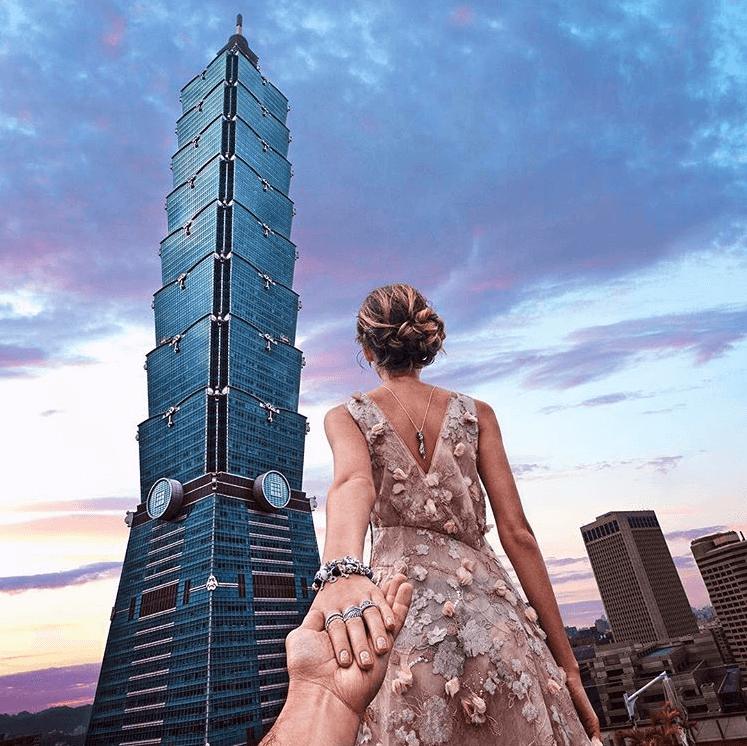 Taipei 101 - Image by @muradosmann