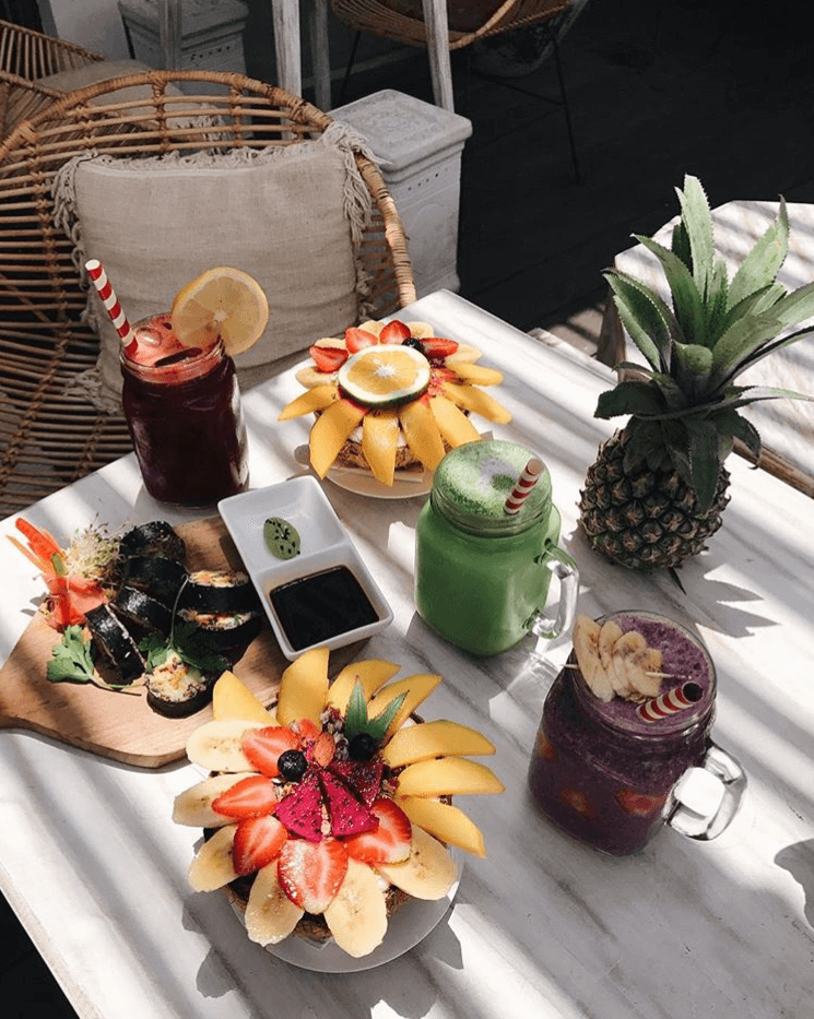 Café Organic in Canggu - Image by @phineloves