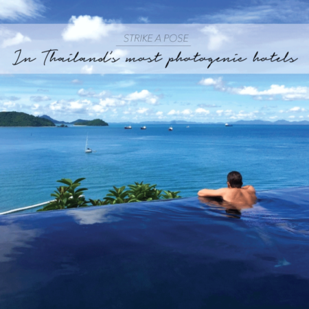 THAILAND'S MOST PHOTOGENIC HOTELS