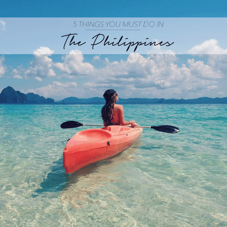 5 things you must do philippines