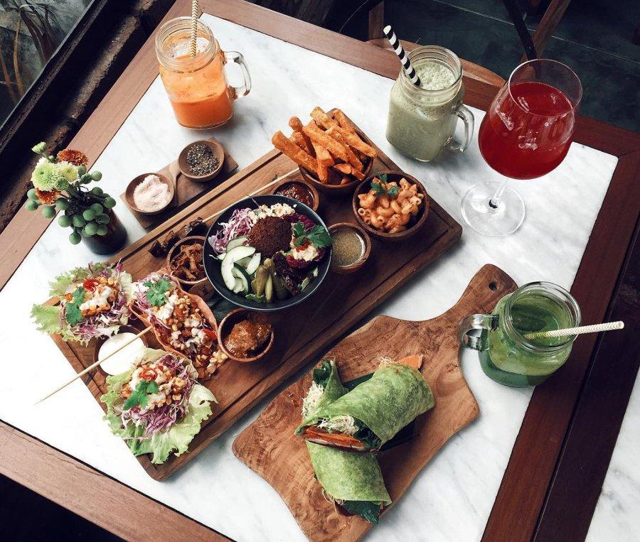 Best Vegan Restaurants in Bali