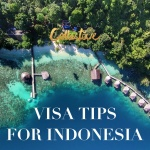 TIP: INDONESIA VISA FOR TOURISTS