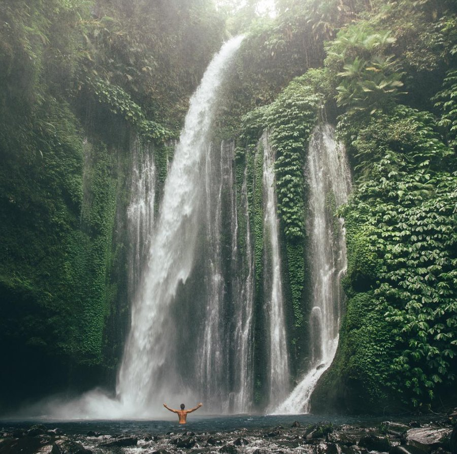 most beautiful waterfalls in southeast asia the asia