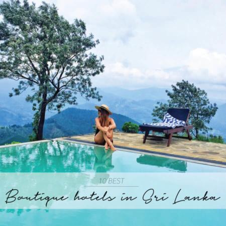 10 BEST BOUTIQUE HOTELS IN SRI LANKA