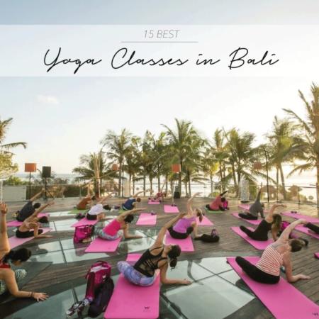 15 BEST YOGA CLASSES IN BALI