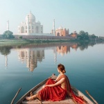 GRAM OF THE WEEK – TAJ MAHAL by @taramilktea
