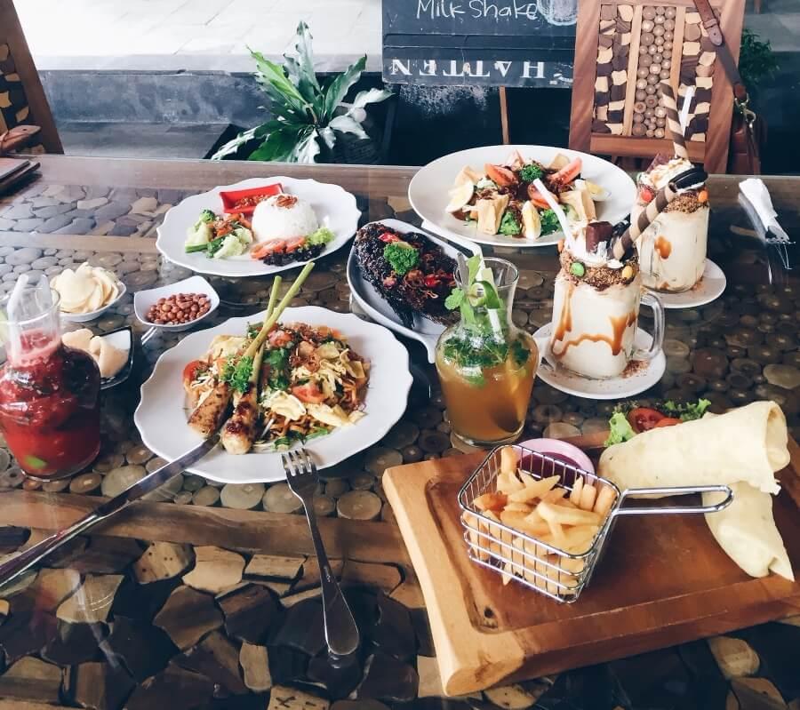 Best Cafés in Bali