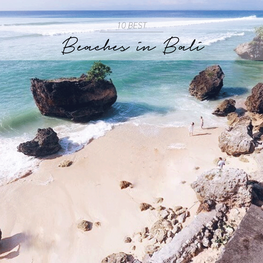 10 Best Beaches In Bali The Asia Collective
