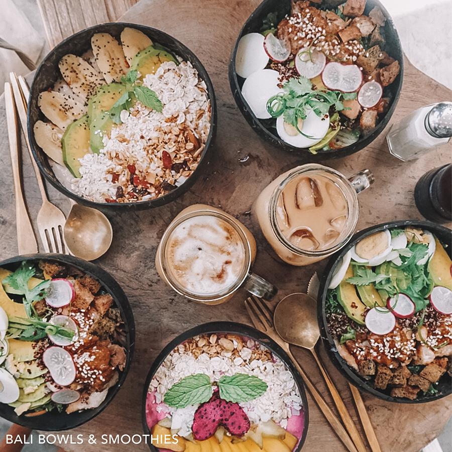 Bali Bowls & Smoothies , Canggu