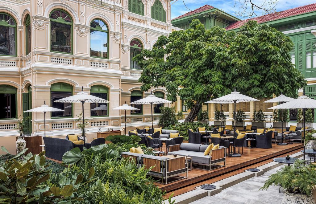 Best Luxury Hotels in Thailand