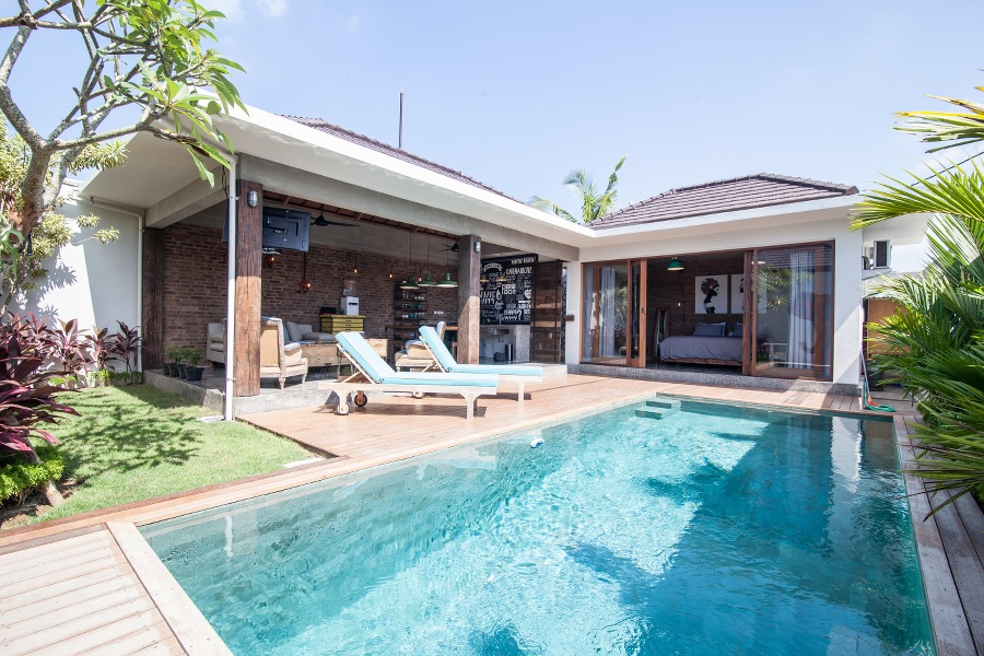 best villas in canggu