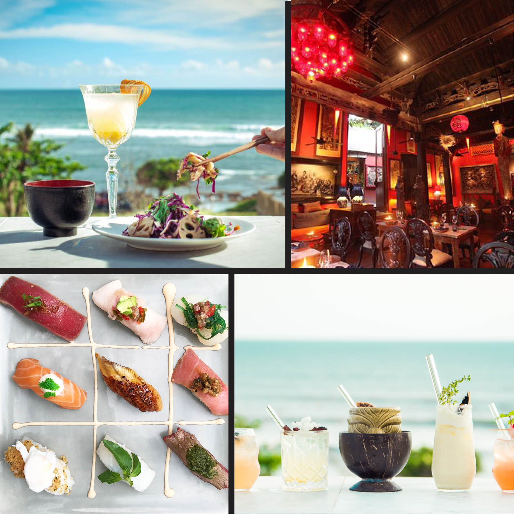 Best Restaurants Canggu