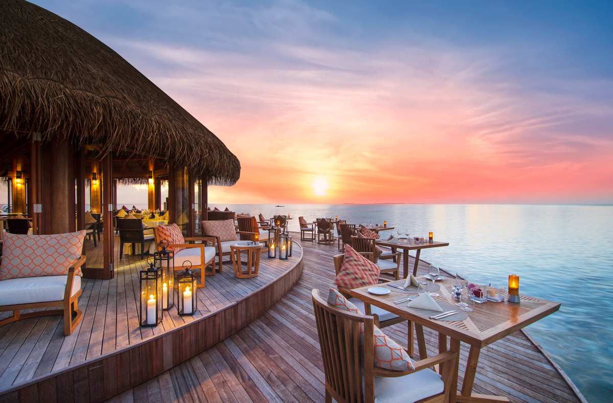 best luxury resorts maldives