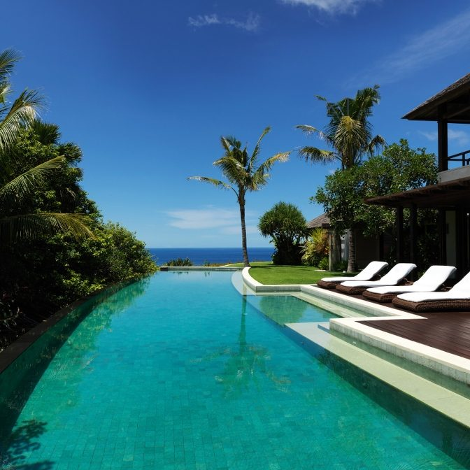 THE UNGASAN, ULUWATU, 1 & 5 bedrooms, $550 – $3,380 per night