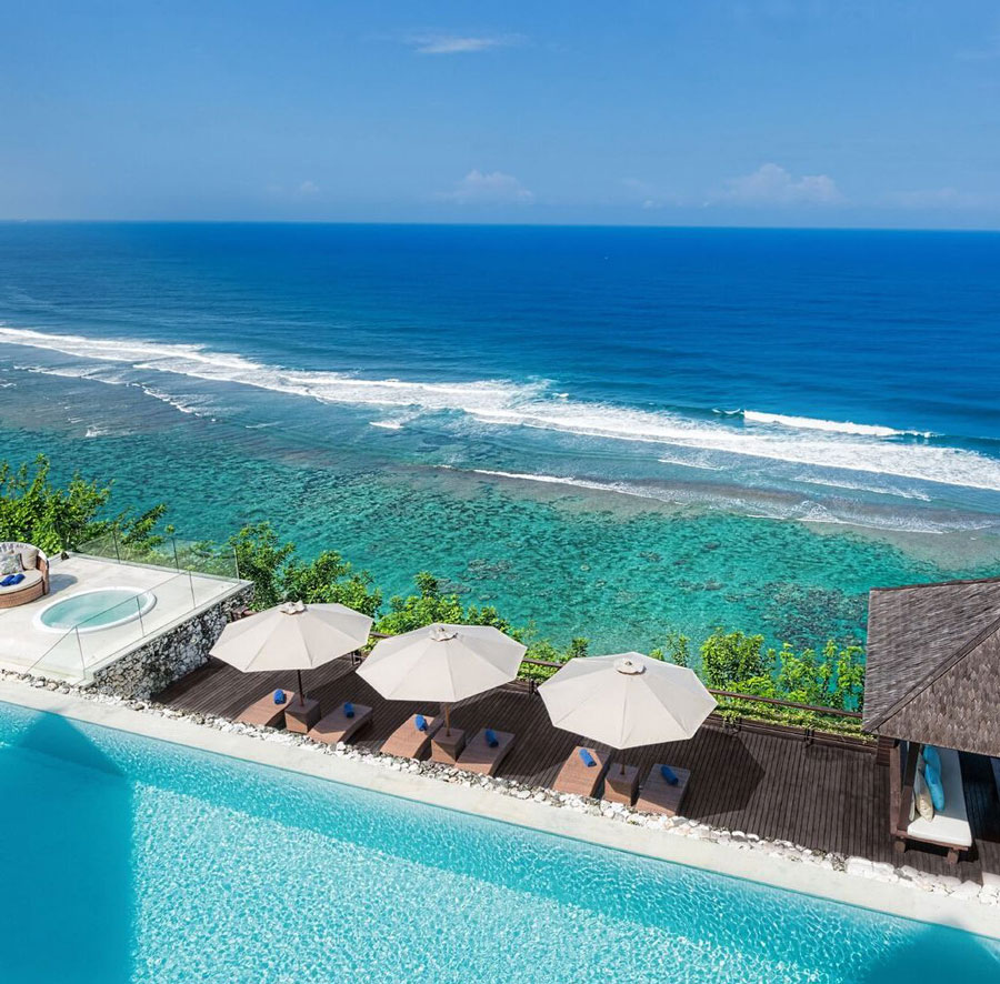 Carte Centre Bali.Best Luxury Villas In Bali By The Asia Collective