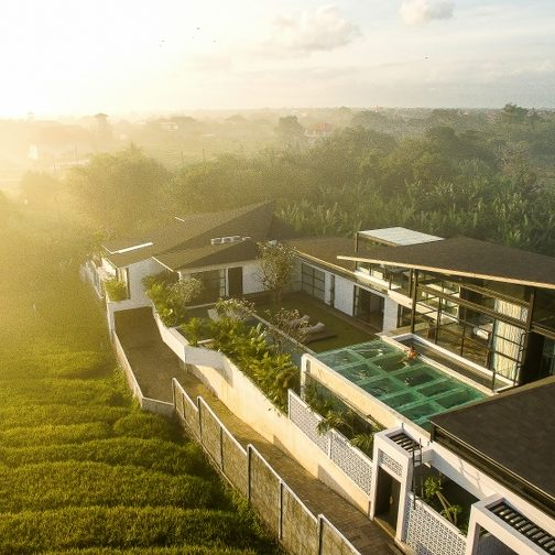 MANDALA HOUSE, CANGGU, 5 bedrooms, $990 – $1,550 per night