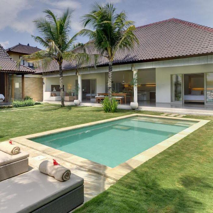 SAHANA VILLAS, SEMINYAK, 3 bedrooms, $500 – $575 per night