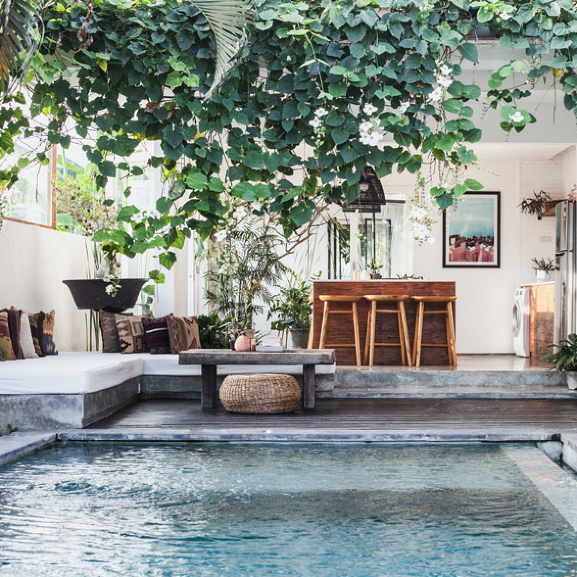FELLA VILLAS, CANGGU, 3 bedrooms, $280 – $300 per night
