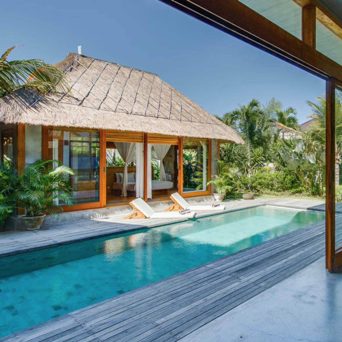 PURI BEJI VILLAS, CANGGU, 4 bedrooms, $450 – $700 per night