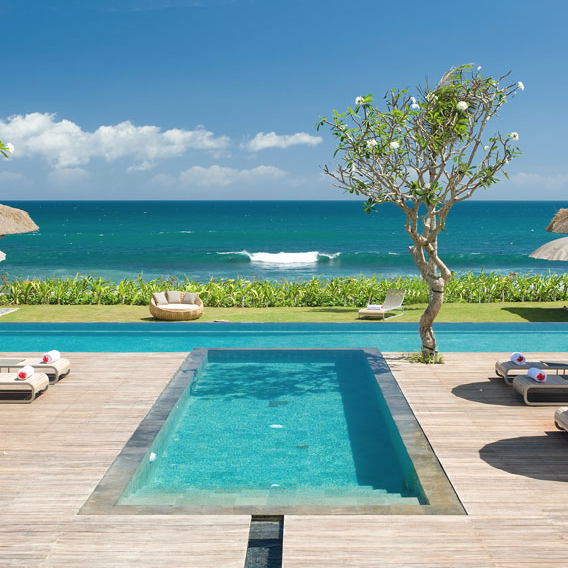VILLA MELISSA, CANGGU, 5 bedrooms, $1,400 – $2,000 per night