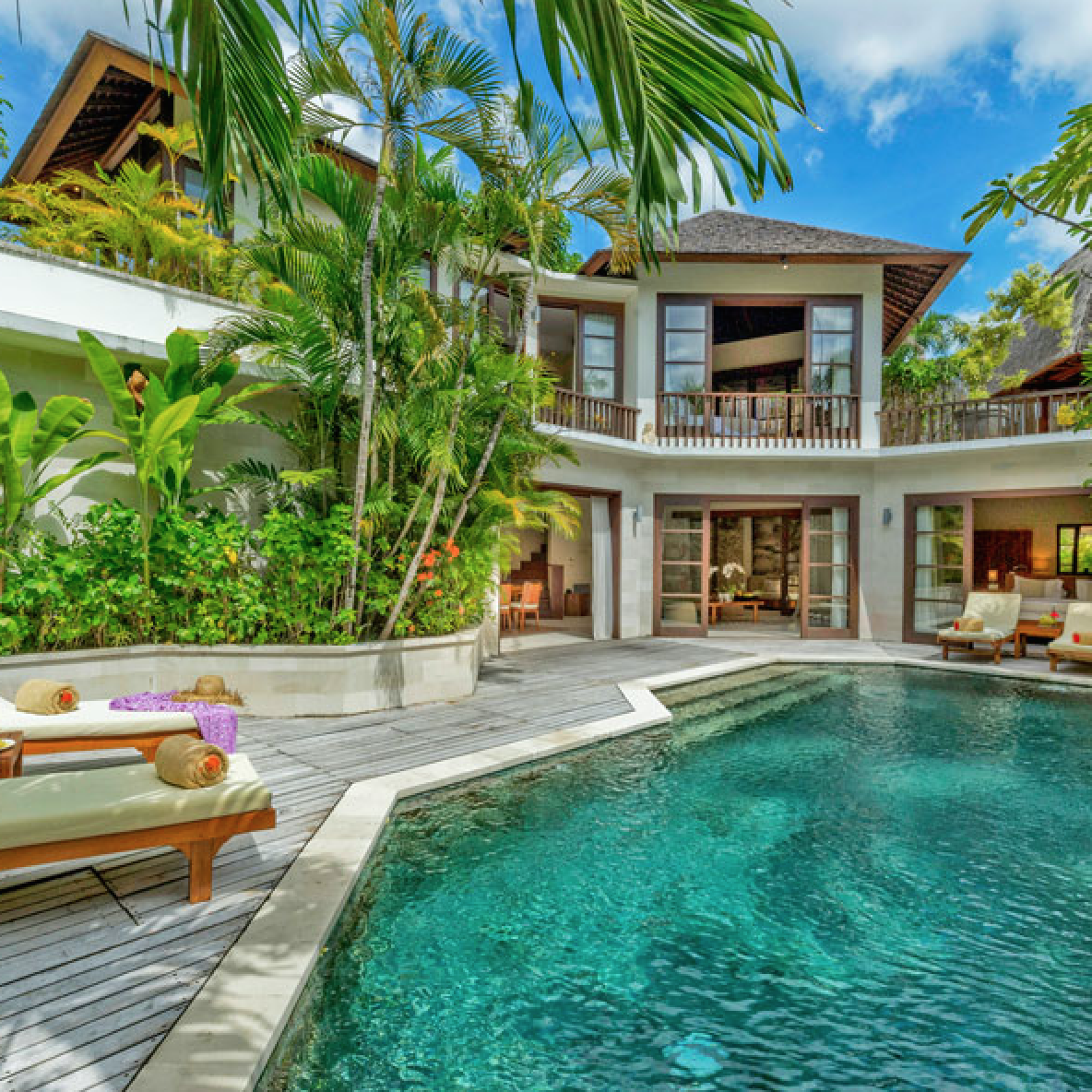 KUBU VILLAS, SEMINYAK, 1,2,3,5,7,8 bedrooms, $295 – $1,945 per night
