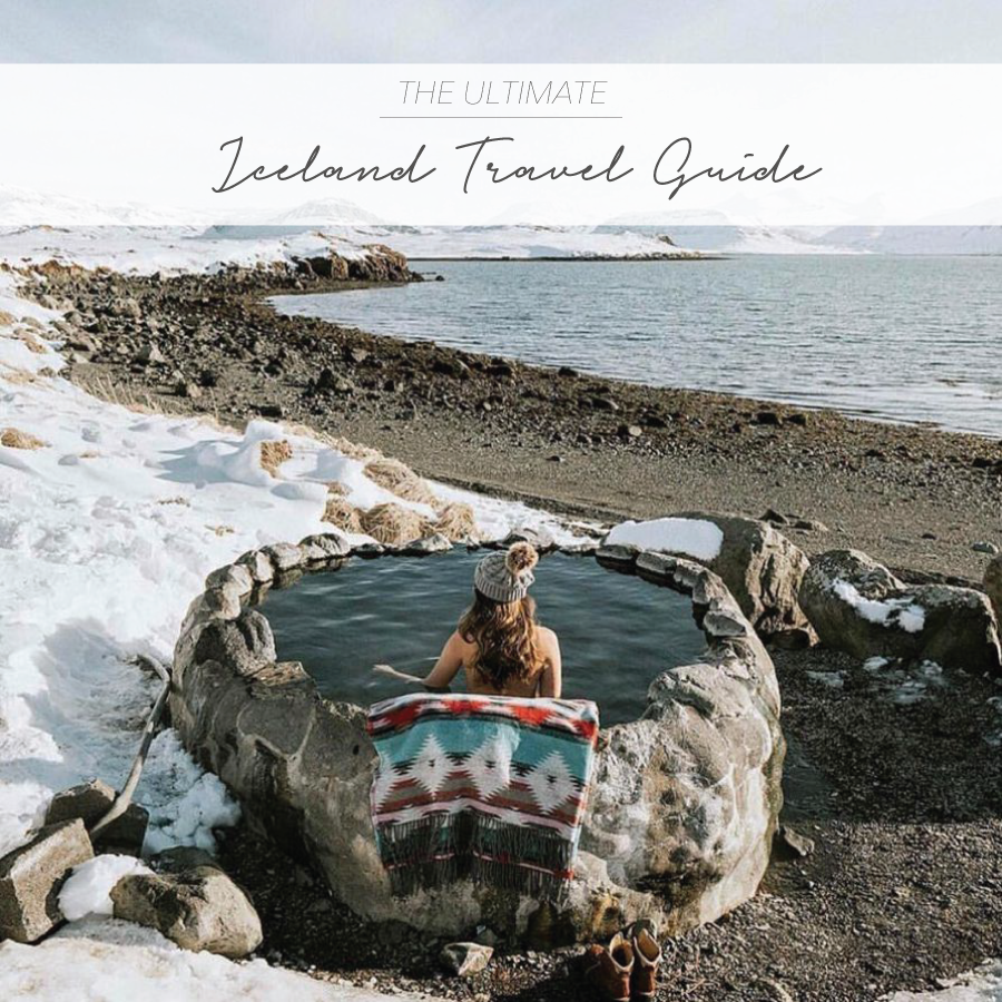 THE ULTIMATE ICELAND TRAVEL GUIDE