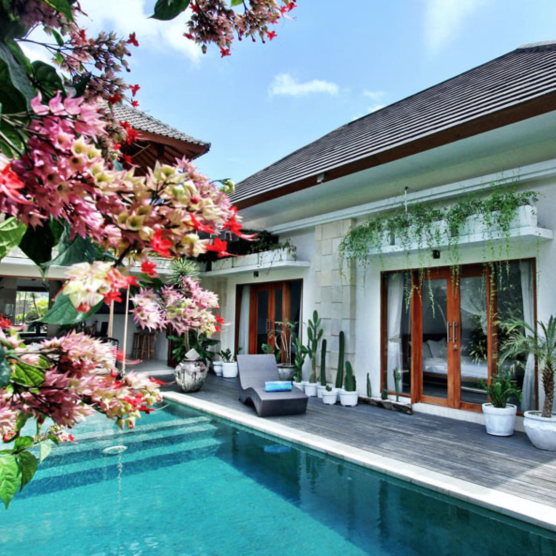 VILLA ARIANA GRANDE, CANGGU, 5 bedrooms, $275 – $375 per night