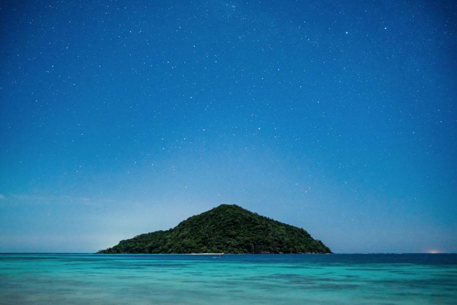 Bawah Island Indonesia