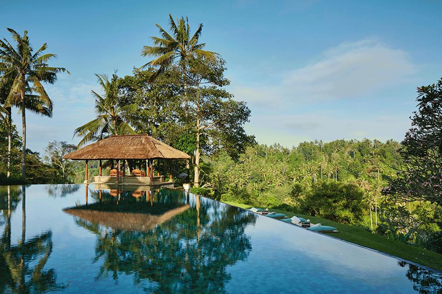 Amandari Resort, Ubud