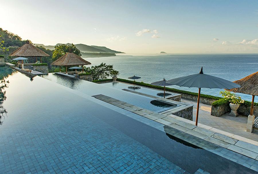 Amankila Resort, East Bali