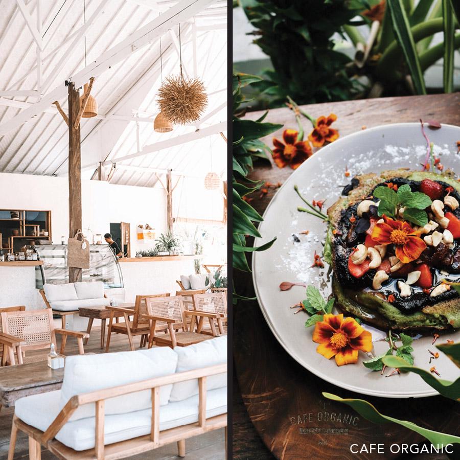 Best Cafes Seminyak