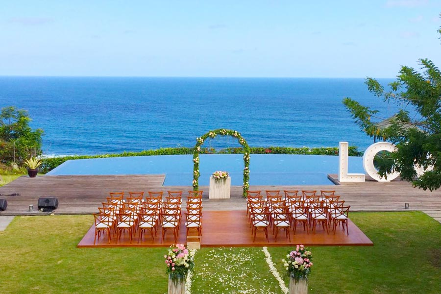 best wedding villas bali