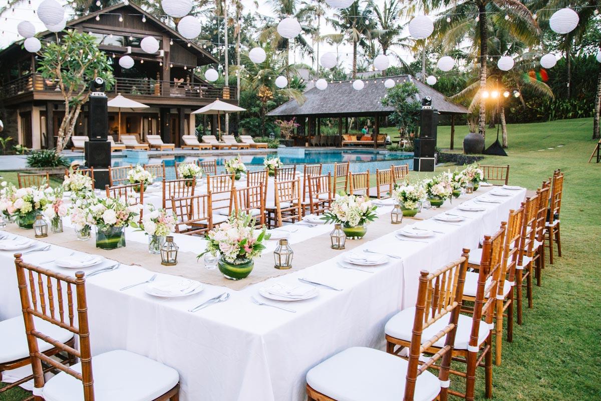 Best Wedding Villa Bali