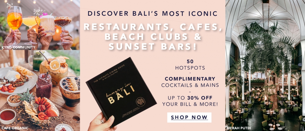 hungry in bali