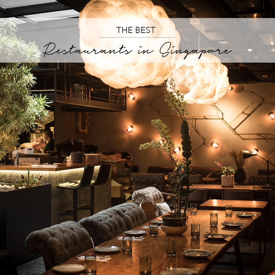 Best Restaurants In Singapore 2020 By