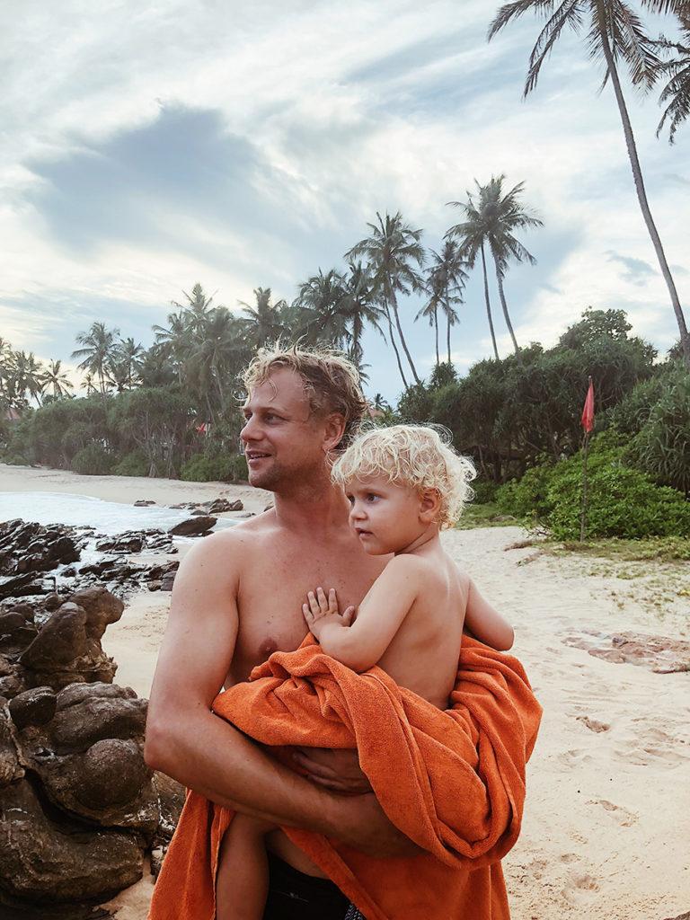Travelling with Kids in Sri Lanka