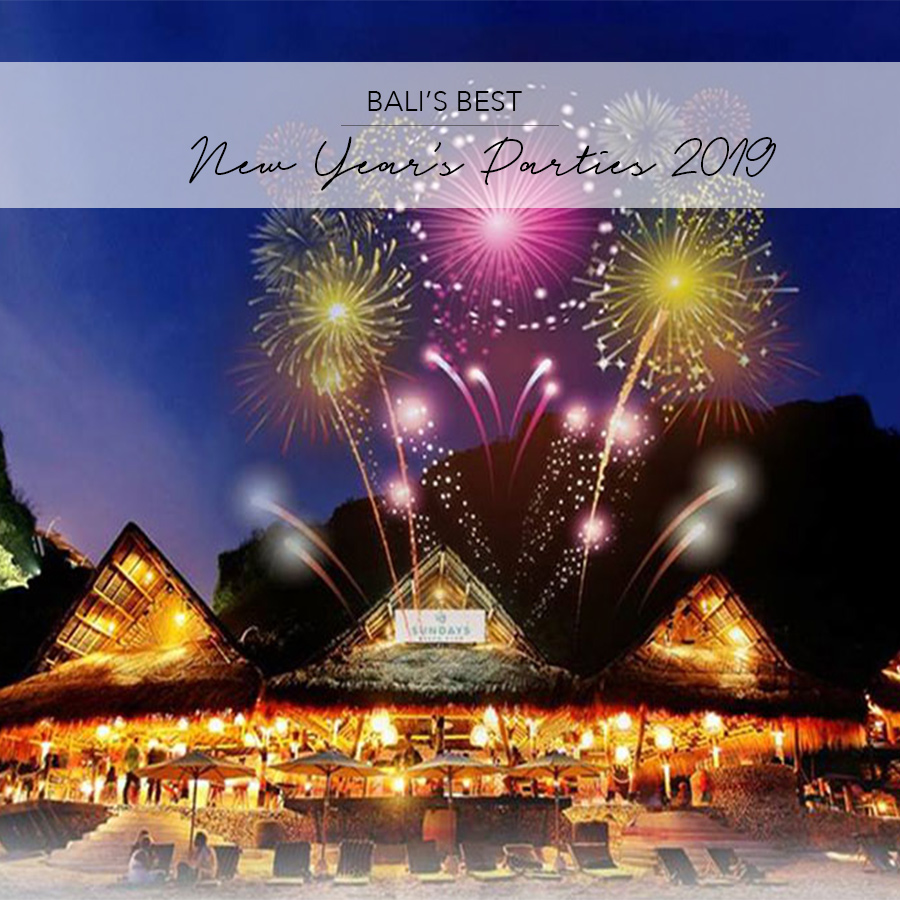 balis best new years parties 20182019