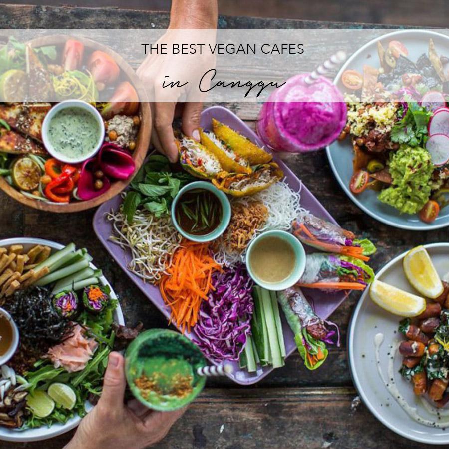 canggu vegan cafes