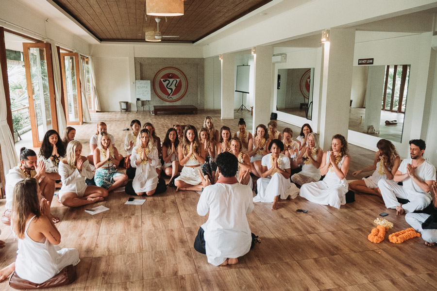 east west yoga bali