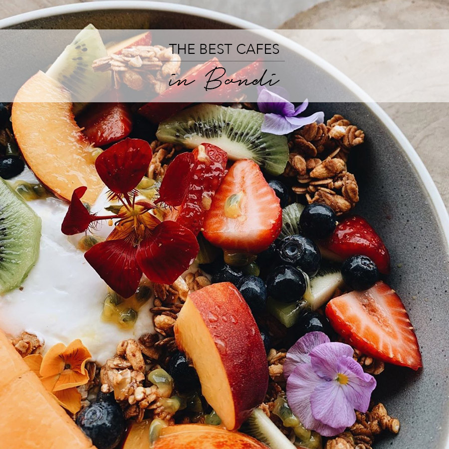 Best Cafes in Bondi