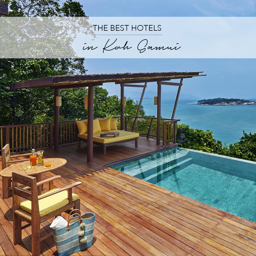BEST LUXURY HOTELS IN KOH SAMUI