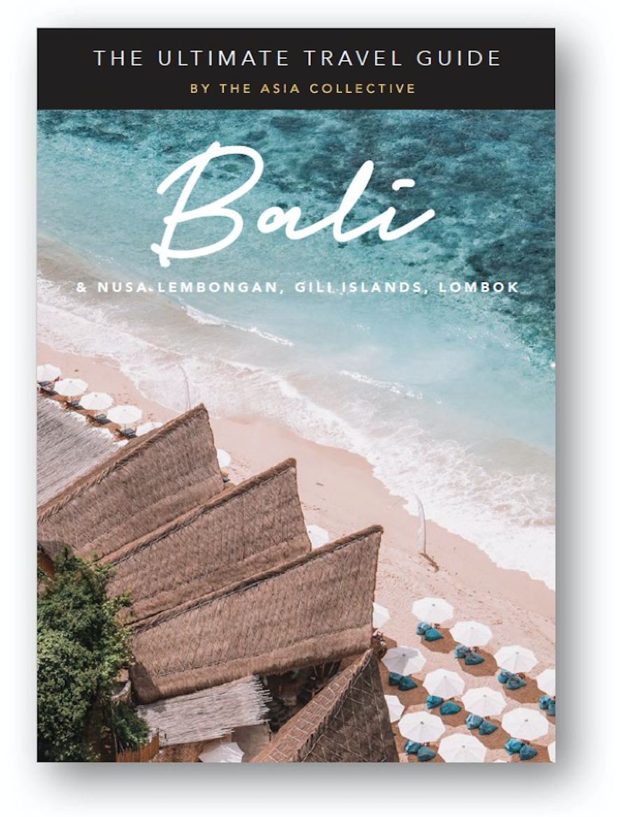 The Ultimate Bali Travel Guide Print Book The Asia Collective