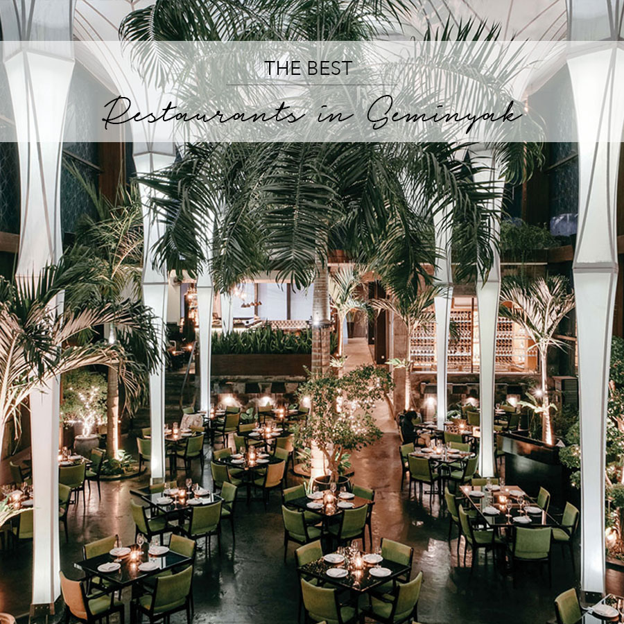 best restaurants in seminyak