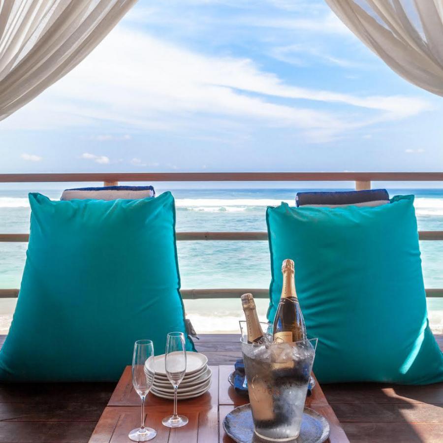 Sundays VIP beach bungalows