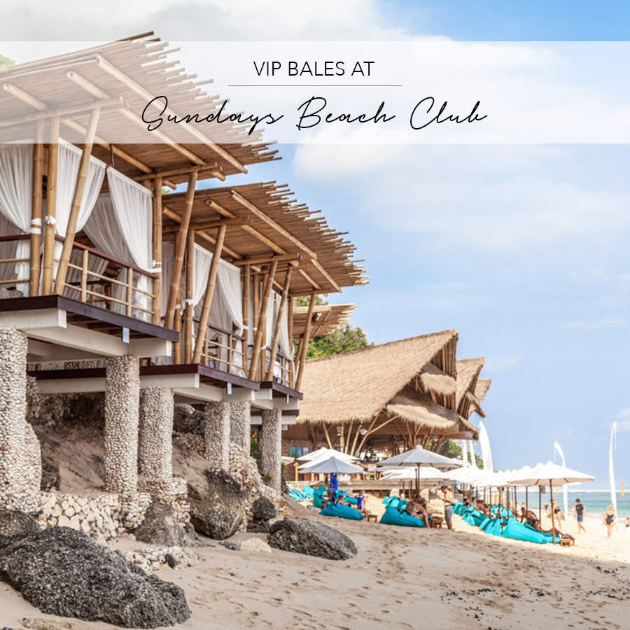 sundays beach club vip bales