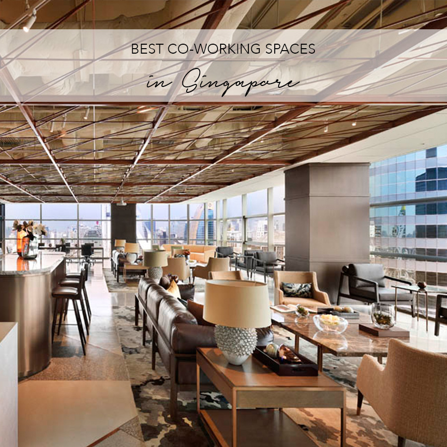 best coworking spaces singapore