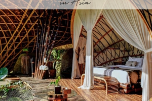 Best Eco Resorts in Asia