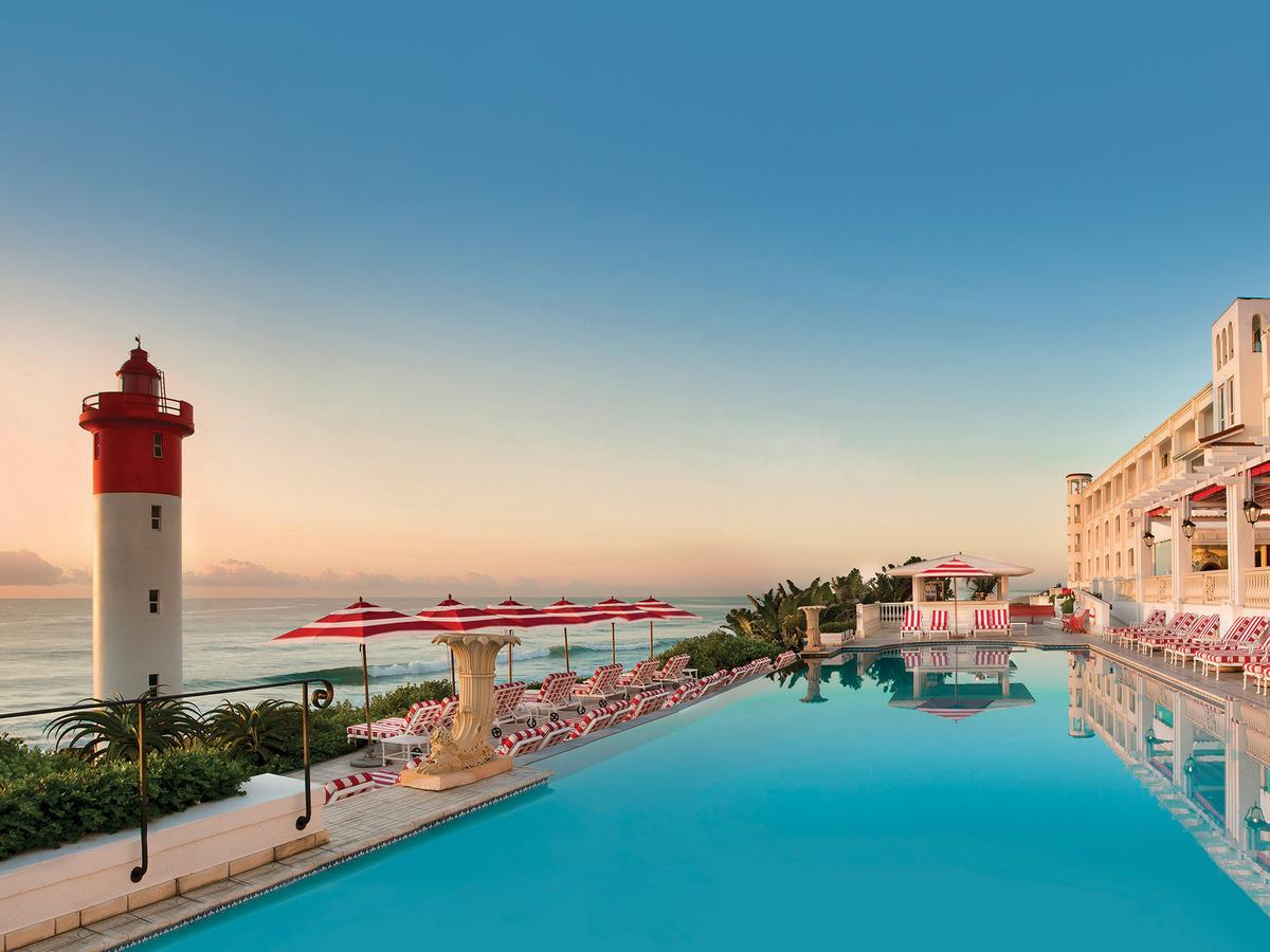 best hotels south africa