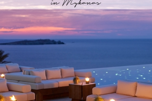 Best Hotels Mykonos