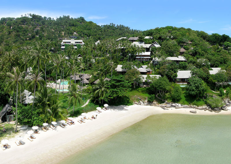 best wellness resorts asia